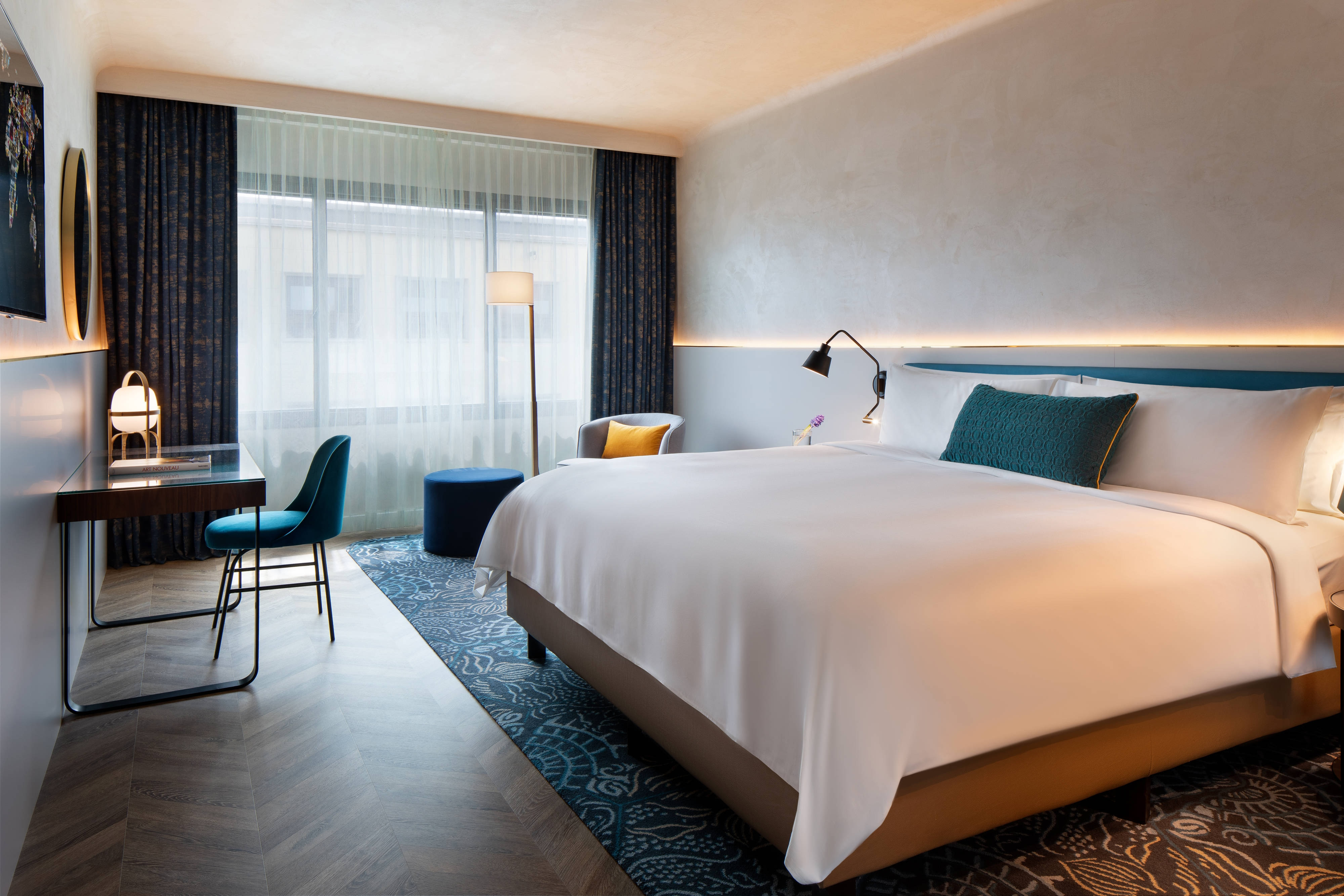 King Eixample Prestige Guest Room