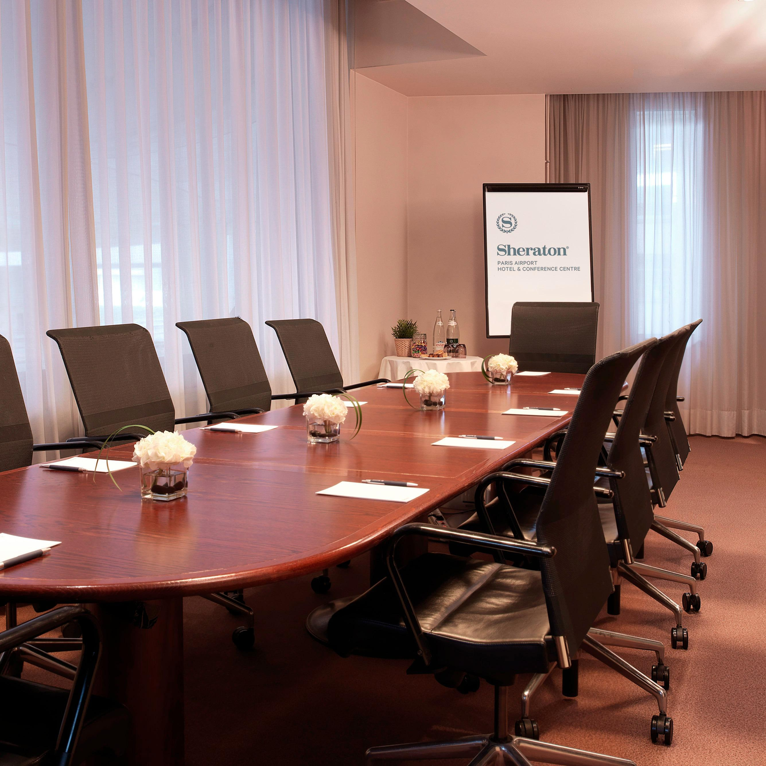 Meeting Room - Boardroom Style